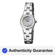 Baume Mercier Linea Quartz Movement Mother Of Pearl Dial Ladies Watches MOA10078