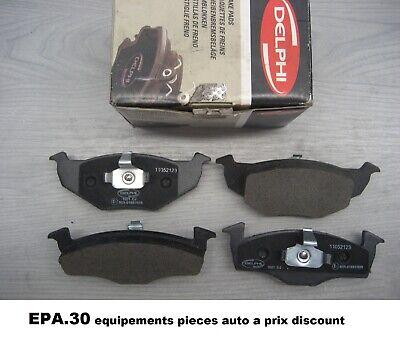 Véritable Brembo Freins Plaquettes Frein Avant Plaquettes de frein P85025 Frein Kit