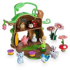 Tinker Bell Micro Doll Play Set -NIB Disney Animators' Collection Disney Fairies