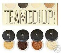 Bare Escentuals Bareminerals Teamed Up Down The Earth Eyeshadow Eyecolor Kit-new