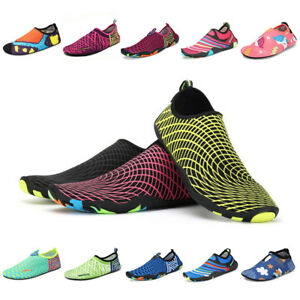 2019-Adult-Kids-Water-Shoes-Aqua-Socks-Yoga-Surf-Swim-Beach-Skin-Barefoot-Sport