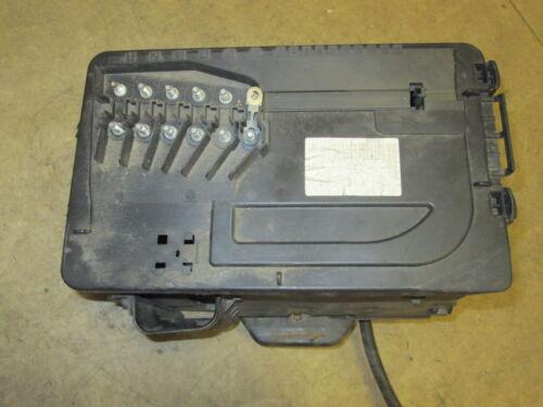 Batterie Console VW Polo 9n 6q0915331d 6q0915419b 6q0937550g