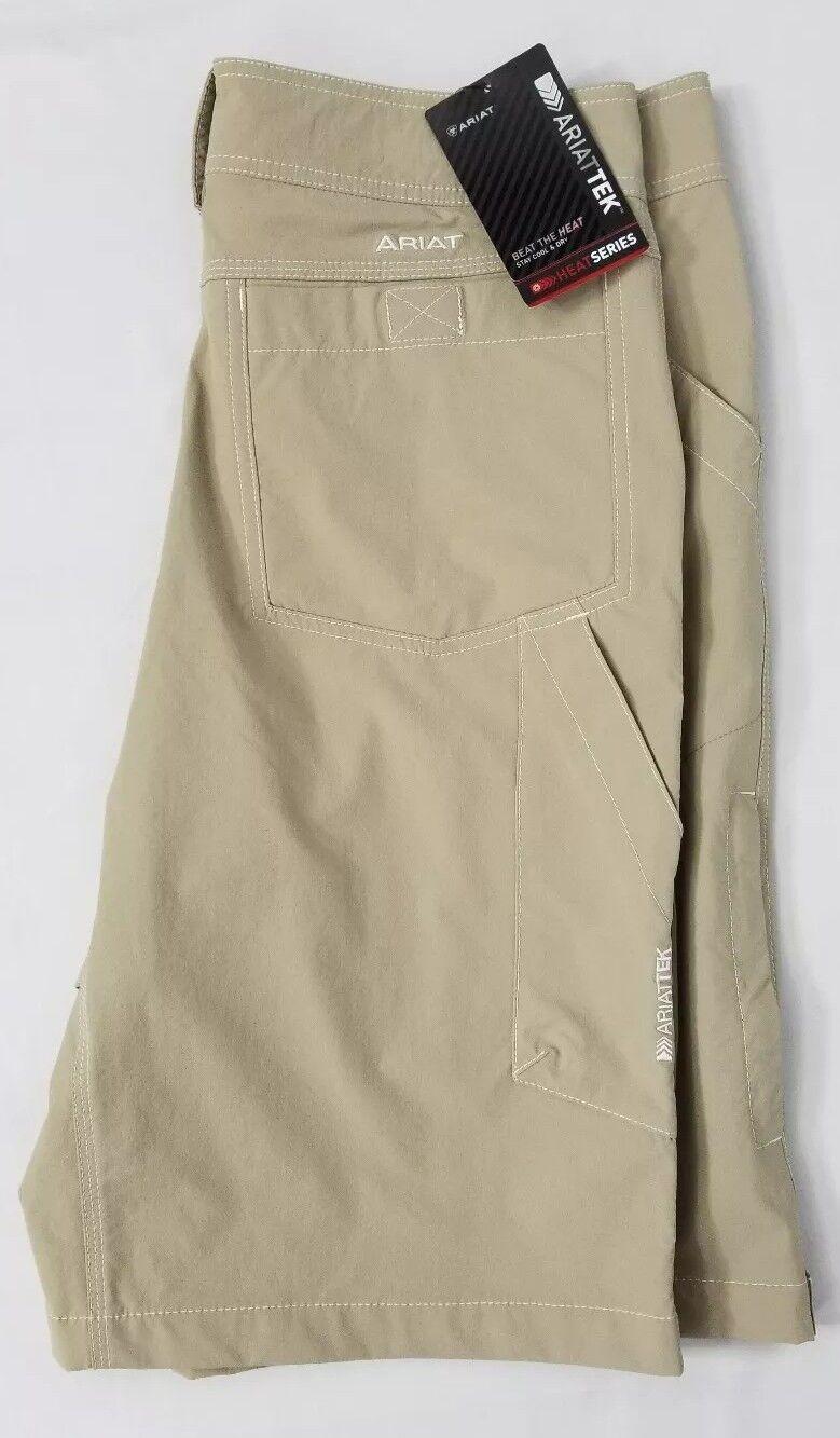 Ariat TEK Cargo shorts. men's size 32