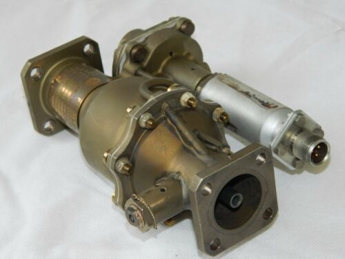 D8A Pressure Reducing And Shut Off Valve Assembly As Used In Tornado Aircraft