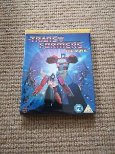 Transformers: The Movie (Animated, Blu Ray)