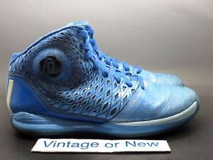 b43b0d50fc4 Men s Adidas D. Rose 3.5 2013 All-Star Triple Blue Basketball Shoes ...