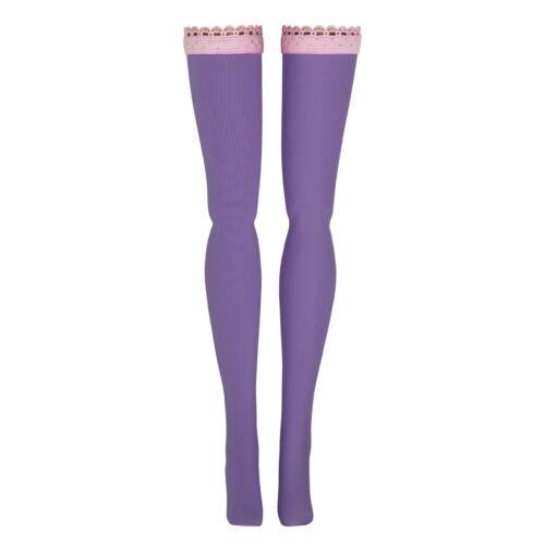 "Gene Princess Diana Sybarite Light Purple Stockings for 15-16/"" Fashion Dolls"