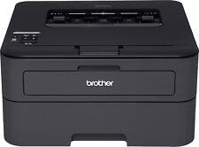 Brother - HL-L2360DW Wireless Mono Laser Printer - Black
