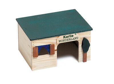 Wonderland Häuser Ecco Hütten Nager 290mm230mm180mm Weich Und Rutschhemmend Klein- & Nagetiere Betten, Hängematten & Nester Aktiv Karlie