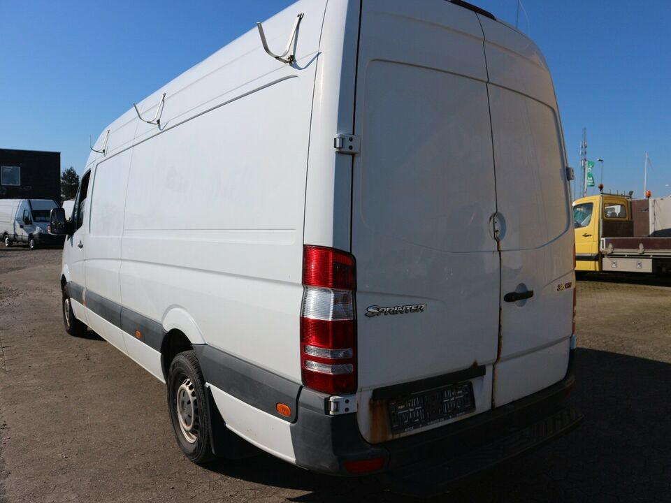 Mercedes Sprinter 316 2,2 CDi R3 Kassevogn Diesel modelår
