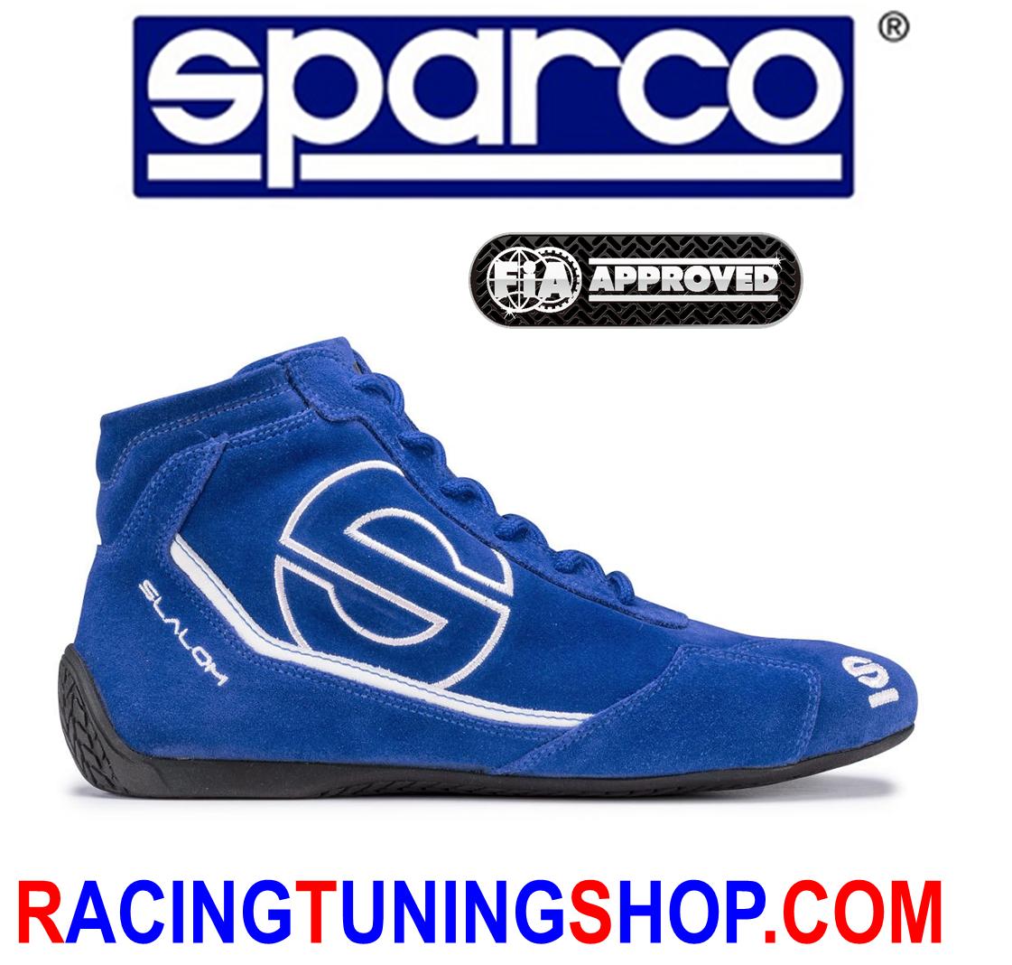 SCARPE SPARCO OMOLOGATE FIA SLALOM RB3 TG 40 BOOTS - RACING SHOES FIA BOOTS 40 EU 40 d1cfaa