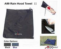 Spicybuys Golf Rain Hood Towel Waterproof Golf Bag Cover 17 3/4 X 19 1/4