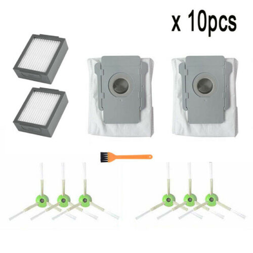Replacement Parts For IRobot Roomba Series I7 I7 E5 E6 Robot Vacuum Cleaner Kit
