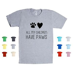 Less People More Pups Dog Lover T Shirt Cat Lover Shirt Dog Mom Gift Gifts For Cat Lovers Fur Baby T Shirt Dog Dad Gift