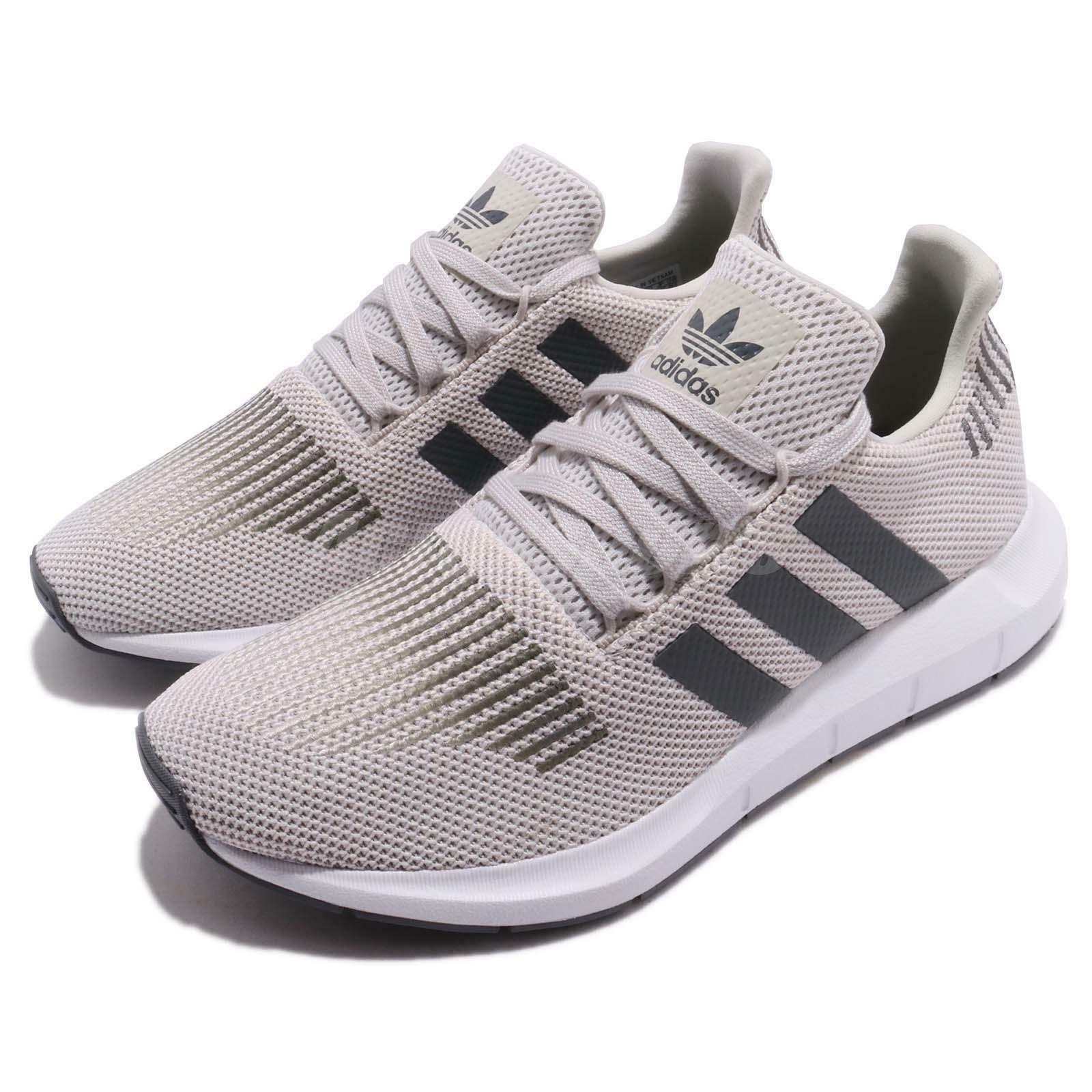 adidas Originals Swift Run  Gris  Homme Running Chaussures Sneakers Trainers CQ2109