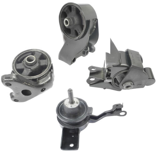 M305 Engine Motor /& Trans Mount For 01-06 Hyundai Elantra 2.0 Set 4PCS For Auto