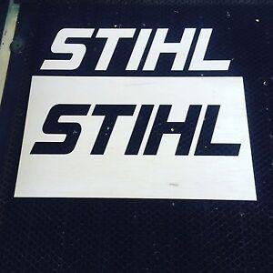 STIHL-Logo-Stencil-Decal-CHAINSAW-PowerTools-LEAF-BLOWER-STIHL-HEDGE-TRIMMER