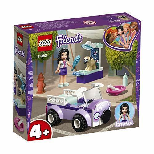 LEGO Friends 41360 Emma\`s Mobiele Dierenkliniek NEW Lego