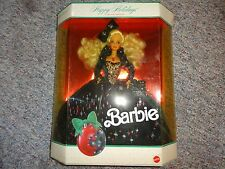 MATTEL BARBIE SPECIAL EDITION HAPPY HOLIDAYS 1991 1871