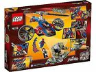 LEGO Super Heroes Rescue With The Spider Helicopter 76016