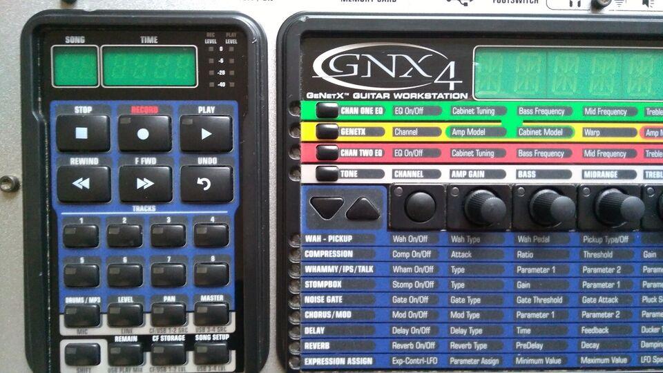 GNX4, DigiTech