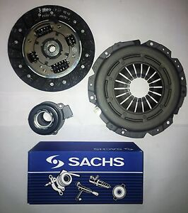 Kupplung Satz + Sachs Zentralausrück<wbr/>er Astra F  G Vectra B  1,8 2,0 16V 839101
