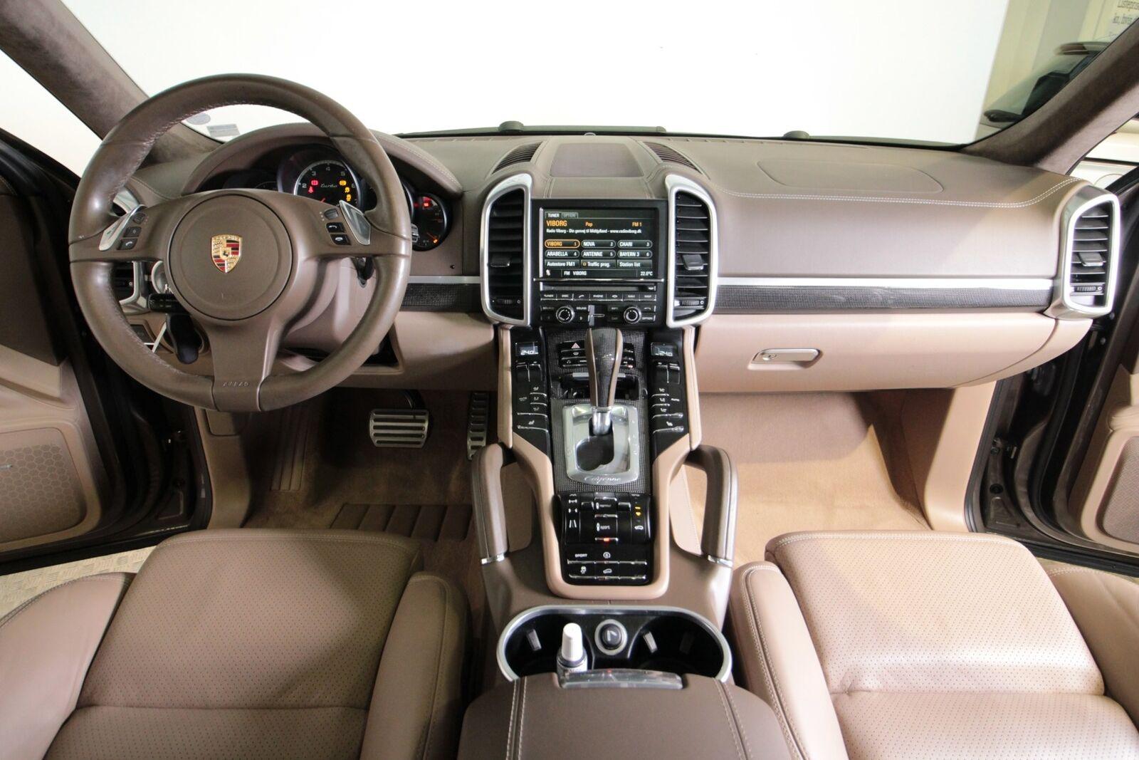 Porsche Cayenne Turbo Tiptr.