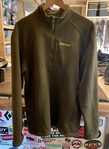 Marmot 1/4 Zip Sweater