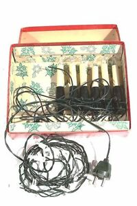 Old-Light-Chain-6tlg-GDR-Tree-Lighting-Candles-Christmas-Tree-Light