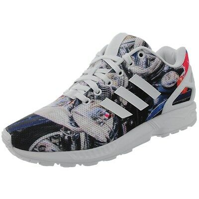 Adidas ZX Flux Herren Sneakers blau/schwarz/braun Laufschuhe Freizeitschuhe NEU