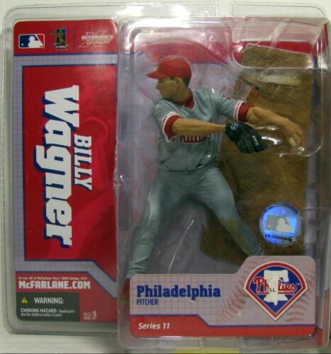 McFarlane Billy Wagner #13 MLB Philadelphia Phillies Series 11 Figure NIP