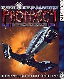 Wing Commander Prophecy Gold Edition Pc 1999 For Sale Online Ebay