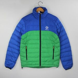 Nwt Ralph Lauren Mens Rlx Lightweight Down Puffer Jacket