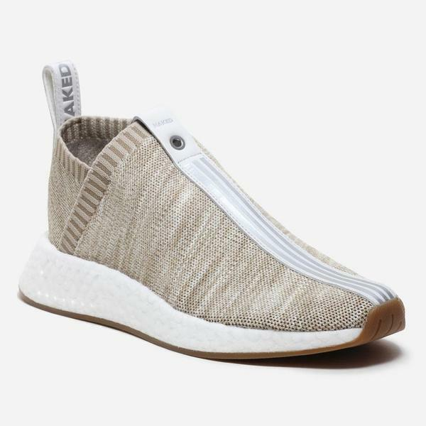 pretty nice c3564 b5607 LOW PRICE!! Adidas NMD CS2 PK S.E. Naked Kith Sand Stone Sizes 10-13 BY2597