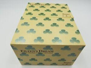 Irish-Cream-Flavours-by-CAO-Eileen-039-s-Dream-Empty-Wood-Flap-Lid-Cigar-Trinket-Box