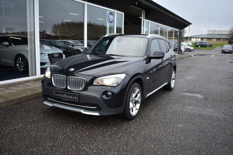 BMW X1 2,0 xDrive23d aut. Van Diesel aut. Automatgear