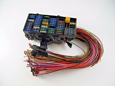 1999 PORSCHE BOXSTER 986: DRIVER INTERIOR FUSE BOX, 996 ...