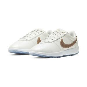 Damen-Nike-X-Swarovski-Cortez-G-NRG-UK-4-5-us-7-eur-38-weiss-gold