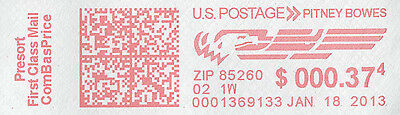 620-9  612-9 Free Ship!! 612-7 300 Pitney Bowes Postage Meter Labels  612-0