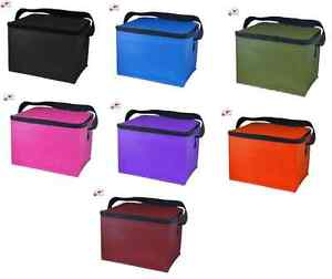 Lunch Boxes Cooler Bag Easy Lunchboxes Insulated Food Container Storage Travel