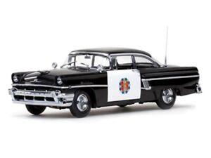 SUNSTAR-5133-Convertible-5146-Police-MERCURY-MONTCLAIR-model-cars-1956-1-18th