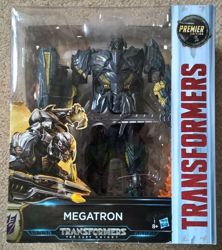 Hasbro Transformers Leader Class Megatron Figure