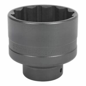 Sealey-SX0150-Impacto-Socket-65mm-Unidad-de-3-4-034-Sq-de-12-puntos