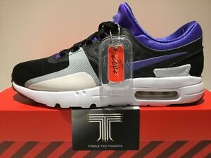 lowest price 30bc8 c541b Image is loading Nike-Air-Max-Zero-QS-789695-004-U-K-