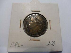 Inventif Ancienne Medaille Retour Empire Suffrage Universelle - Superbe - Sous Étuis !