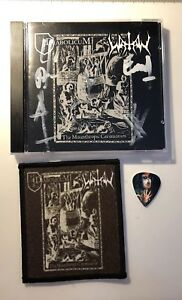 Watain-Diabolicum-Split-CD-Lim-30-von-30-Signed