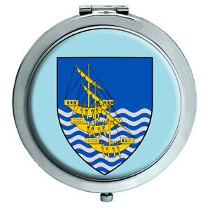 Waterford Stadt (Irland) Kompakter Spiegel
