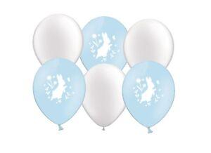 Peter-Rabbit-Festa-Palloncini-Baby-Shower-Palloncino-Mix-blu-e-bianco-giorno-di-nascita