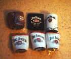JIM BEAM BULK LOT OFF STUBBY HOLDERS , LOT 1 NEW , GREAT FOR MAN CAVE