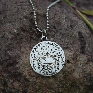 Happy Camper Necklace!
